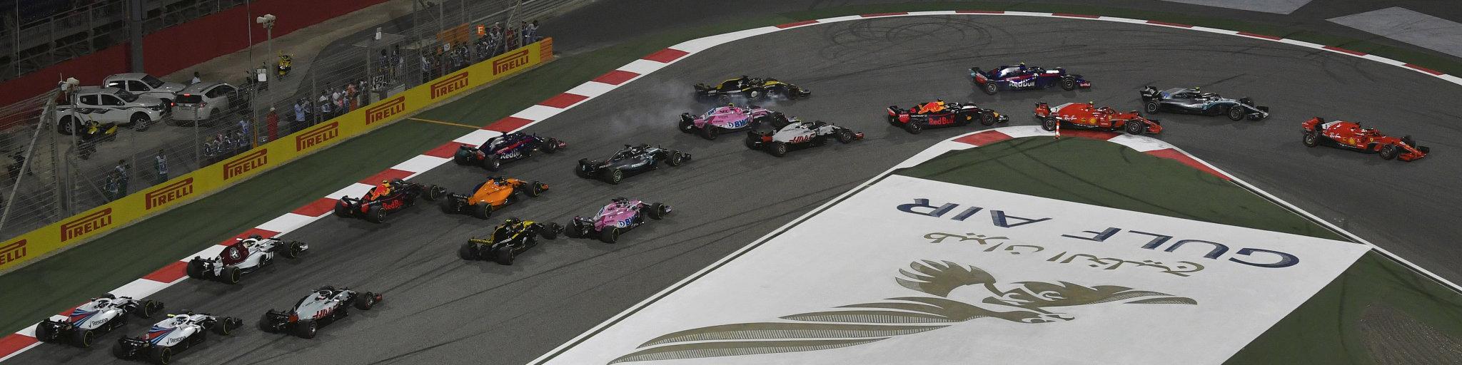 Bahrain Grand Prix Image