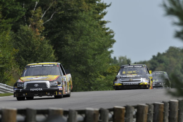 30 August - 1 September 2013, Bowmanville, Ontario Canada John Wes Townley, Jeb Burton ©2013, Scott R LePage LAT Photo USA