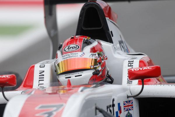 2013 GP3 Series. Round 7.  Autodromo di Monza, Monza, Italy. 8th September.  Sunday Race. Jack Harvey (GBR, ART Grand Prix) World Copyright: Andrew Ferraro/GP3 Media Service. ref: Digital Image _79P2795.JPG