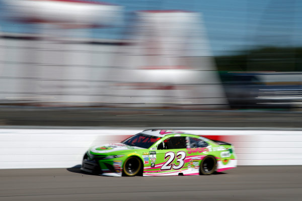 Monster Energy NASCAR Cup Series Federated Auto Parts 400 Richmond Raceway, Richmond, VA USA Friday 8 September 2017 Gray Gaulding, BK Racing, sweetfrog Toyota Camry World Copyright: Lesley Ann Miller LAT Images