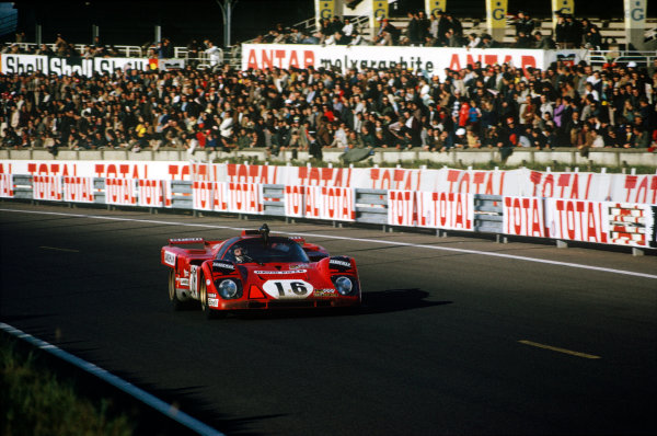 Le Mans, France. 12-13 June 1971.