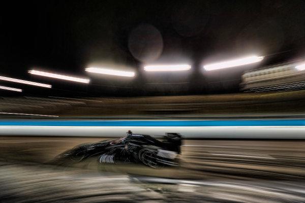2017 IndyCar Media Day - Track Action Phoenix Raceway, Arizona, USA Saturday 11 February 2017 Mikhail Aleshin World Copyright: Michael L. Levitt/LAT Images ref: Digital Image _AT_4017