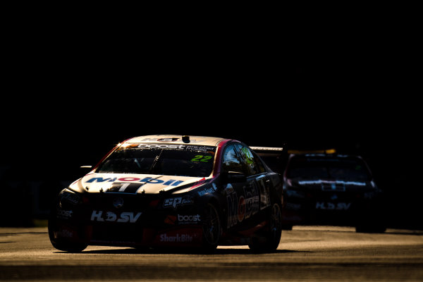 2017 Supercars Championship Round 1.  Clipsal 500, Adelaide, South Australia, Australia. Thursday March 2nd to Sunday March 5th 2017. James Courtney drives the #22 Mobil 1 HSV Racing Holden Commodore VF. World Copyright: Daniel Kalisz/LAT Images Ref: Digital Image 030317_VASCR1_DKIMG_1772.JPG