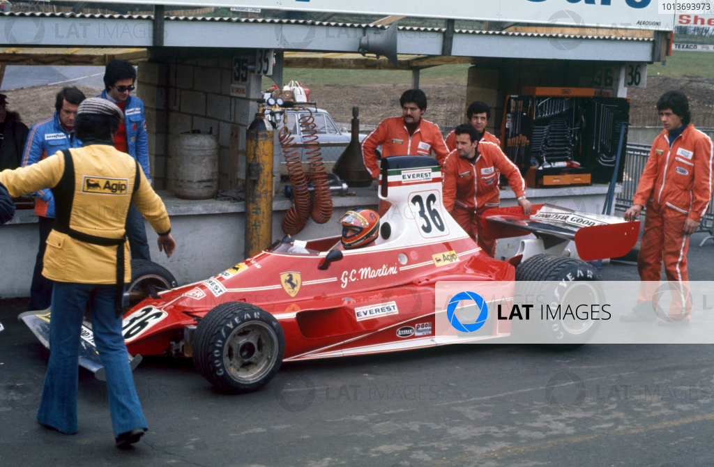 1976 Race Of Champions.
