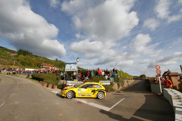 Round 11, Rallye de France 20124th - 7th October 2012Andreas Aigner, Proton, actionWorldwide Copyright: McKlein/LAT