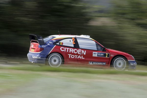 2005 FIA World Rally Champs. Round eleven
