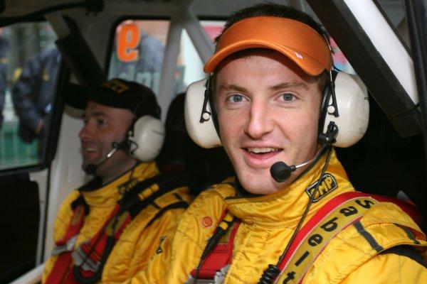 2006 British Rally Championship,Pirelli International Rally, Carlisle 13th-14th May 2006,Guy Wilks,World Copyright: Jakob Ebrey/LAT Photographic.