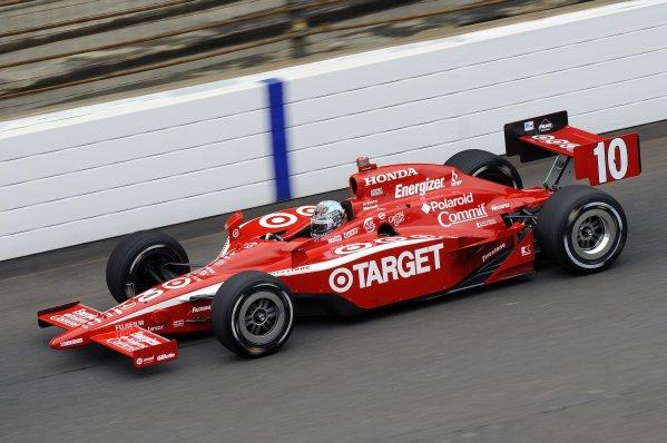 23 May 2008, Indianapolis,Indiana USADan Wheldon's Target Chip Ganassi Racing Honda/Dallara #10©2008 F Peirce Williams USALAT Photographic
