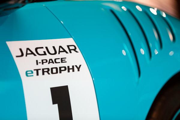 Autosport International Exhibition. National Exhibition Centre, Birmingham, UK. Thursday 11th January 2017. The Jaguar I-Pace Trophy.World Copyright: Glenn Dunbar/LAT Images Ref: _X4I4106
