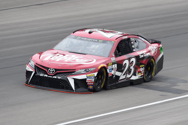Monster Energy NASCAR Cup Series AAA Texas 500 Texas Motor Speedway Fort Worth, TX USA Friday 3 November 2017 Corey LaJoie, BK Racing, Dr Pepper Toyota Camry World Copyright: John K Harrelson LAT Images