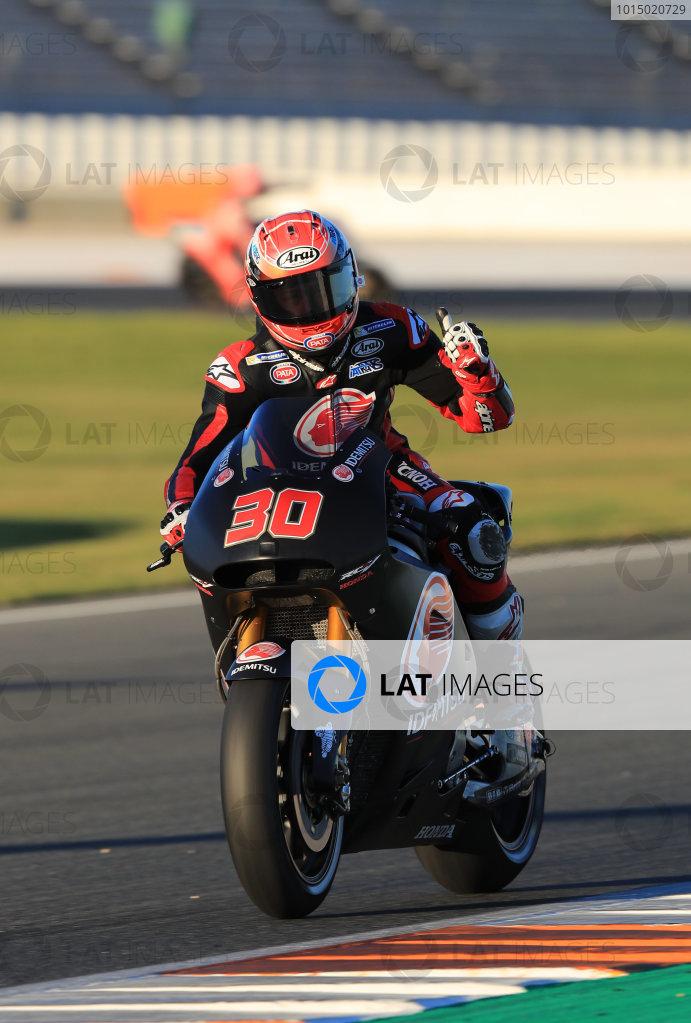 2017 MotoGP Valencia Test