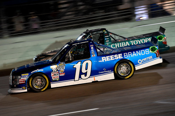 NASCAR Camping World Truck Series Ford EcoBoost 200 Homestead-Miami Speedway, Homestead, FL USA Friday 17 November 2017 Austin Cindric, Draw-Tite / Reese Brands Ford F150 World Copyright: Rusty Jarrett LAT Images