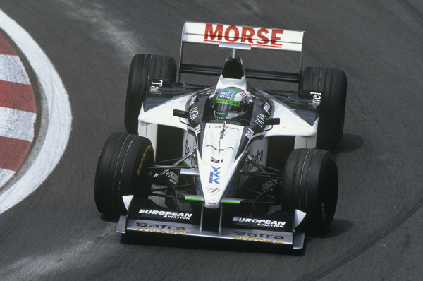 Montreal, Quebec, Canada. 5th  -7th June 1998.