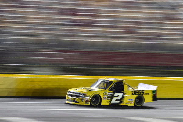 #2: Cody Coughlin, GMS Racing, Chevrolet Silverado Jeg's.com