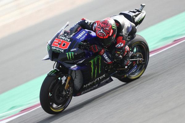 Fabio Quartararo, Yamaha Factory Racing.
