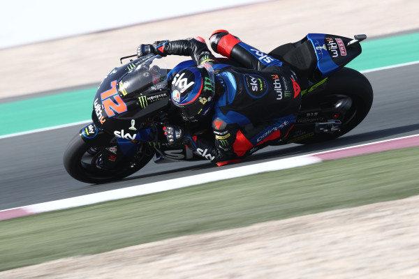 Marco Bezzecchi, Moto2, Qatar MotoGP, 26 March 2021