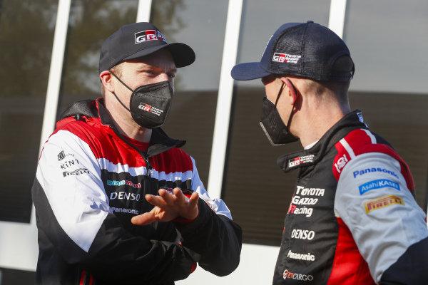 Jari-Matti Latvala (FIN), Team Principal, Toyota Gazoo Racing WRT