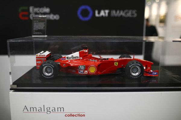 An Amalgam model Ferrari.