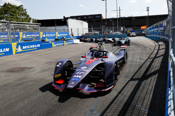 Sam Bird (GBR), Envision Virgin Racing, Audi e-tron FE05