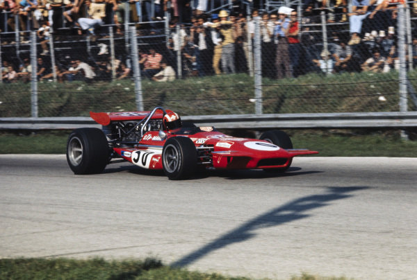 Jo Siffert, March 701 Ford.