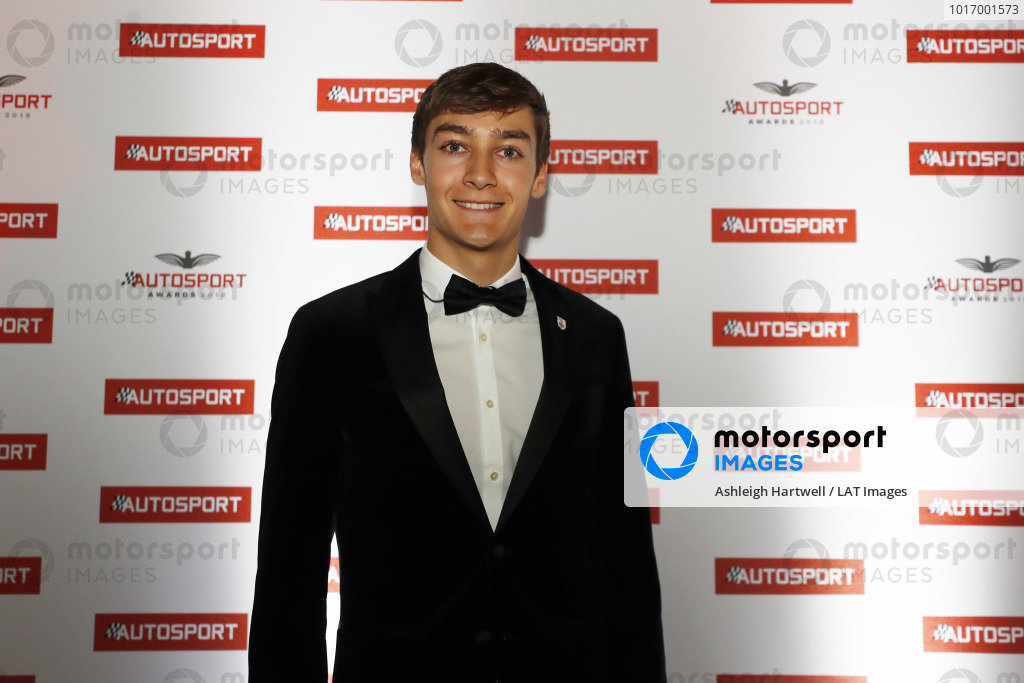 Williams F1 driver George Russell