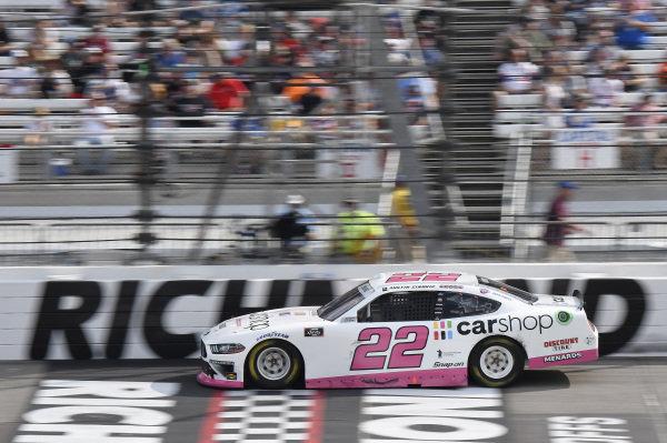 #22: Austin Cindric, Team Penske, Ford Mustang Carshop