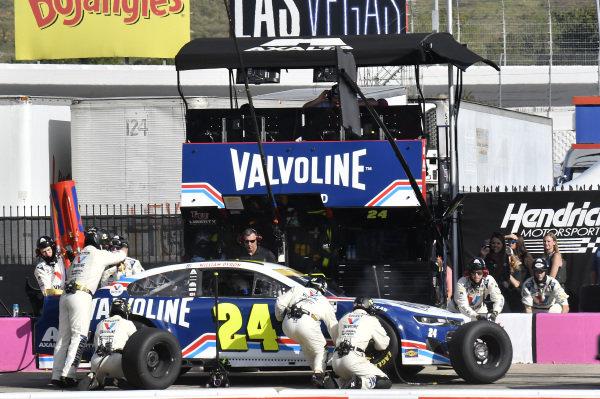 #24: William Byron, Hendrick Motorsports, Chevrolet Camaro Valvoline
