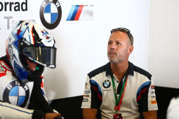 Muir, Markus Reiterberger, BMW Motorrad WorldSBK Team.