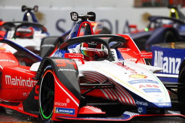 Pascal Wehrlein (DEU), Mahindra Racing, M5 Electro