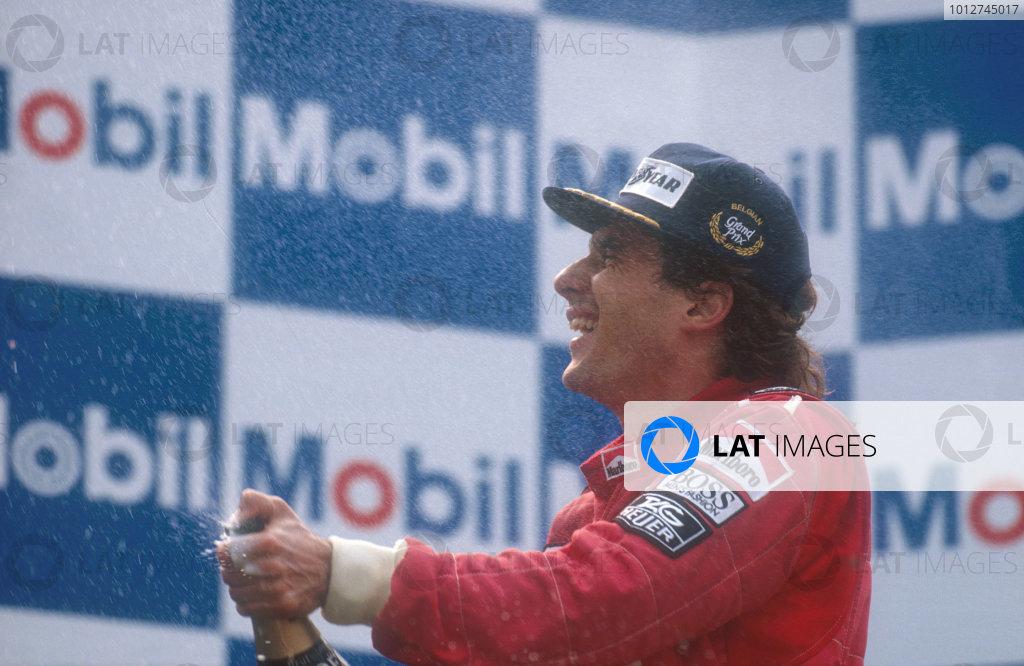 1990 Belgian Grand Prix.