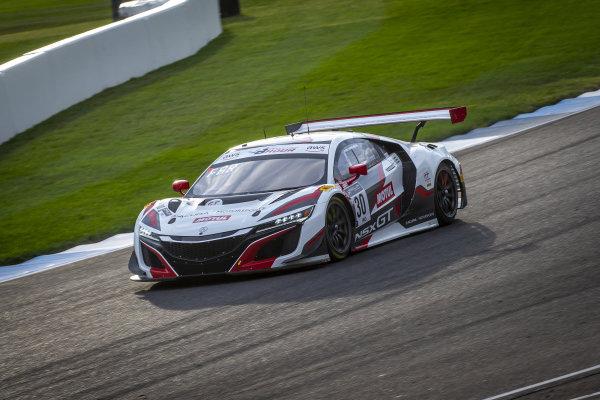 #30 Acura-Honda NSX GT3 Evo of Mario Farnbacher, Dane Cameron, and Renger van der Zande, Team Honda Racing, GT3 Overall