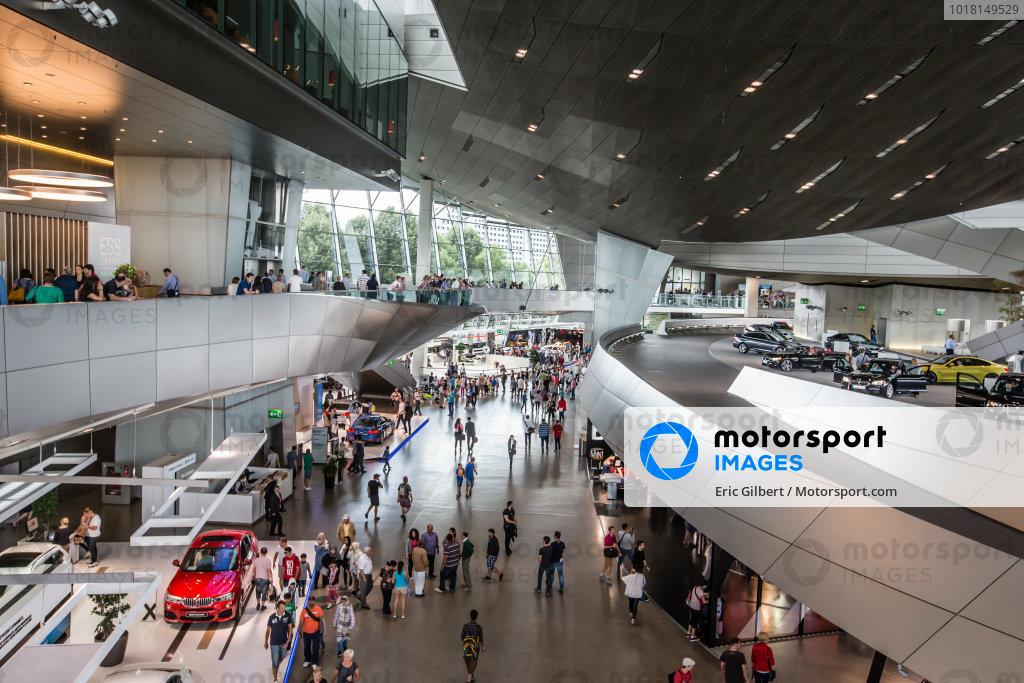 Visit of BMW Museum, Munich
