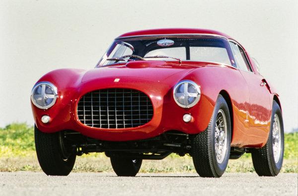 Ferrari 250 Lusso