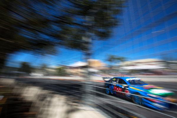 2013 V8 Supercar Championship. Round 1. Clipsal 500, Adelaide. 3rd March 2013. Sunday Race 2. Todd Kelly (Jack Daniel's Racing/Nissan Motorsport – Nissan Altima) Action.  World Copyright:  Daniel Kalisz/LAT Photographic Ref: Digital Image DKAL7110.jpg .