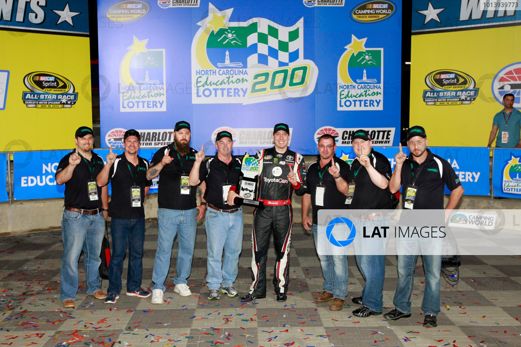 2013 Camping World Truck Charlotte