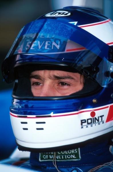 Jarno Trulli (ITA) finished third.International Formula Three, Macau Grand Prix, Hong Kong, 17 November 1996.