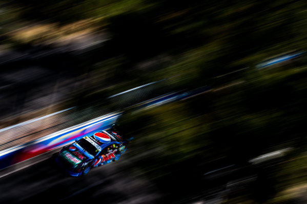 2015 V8 Supercars Round 14. Sydney 500, Sydney Olympic Park, Sydney, Australia. Friday 4th December - Sunday 6th December 2015. Steve Owen drives the #6 Pepsi Max Crew PRA Ford FG X Falcon. World Copyright: Daniel Kalisz/LAT Photographic  Ref: Digital Image V8SCR14_SYDNEY500_DKIMG1835.JPG