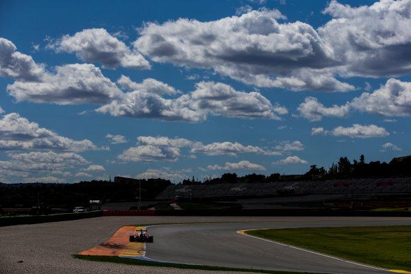 2016 GP3 Series Testing. Circuit Ricardo Tormo, Valencia, Spain. Friday 8 April 2016. Nirei Fukuzumi (JPN, ART Grand Prix). World Copyright: Zak Mauger/LAT Photographic. ref: Digital Image _L0U3579