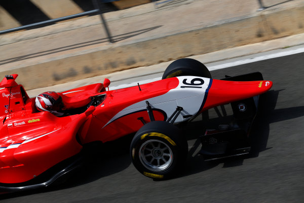 2015 GP3 Series Test 2 - Circuit Ricardo Tormo, Valencia, Spain. Friday 10 April 2015. Aleksander Bosak (POL, Arden International)  Photo: Sam Bloxham/GP3 Series Media Service. ref: Digital Image _SBL5285