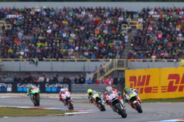 2017 MotoGP Championship - Round 8 Assen, Netherlands Sunday 25 June 2017 Andrea Dovizioso, Ducati Team World Copyright: David Goldman/LAT Images ref: Digital Image 680418