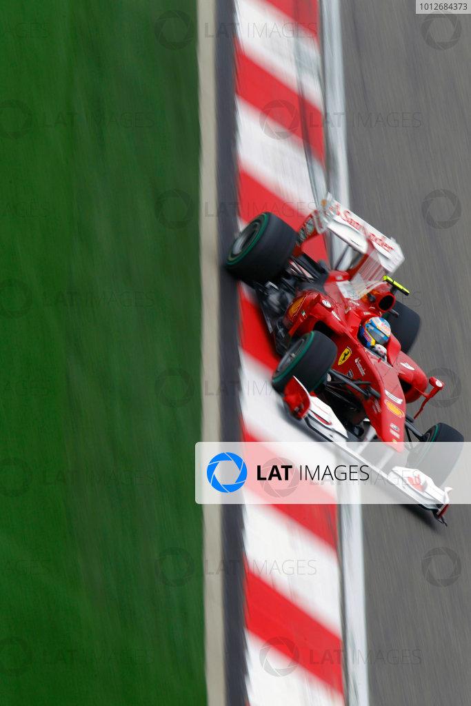 2010 Chinese Grand Prix - Friday