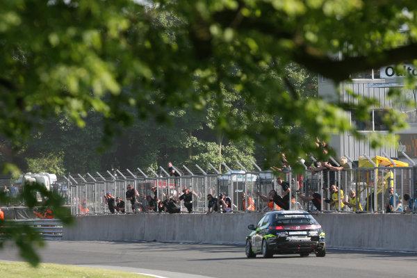 31st May Oulton Park, CheshireJames Thompson (GBR) - Team Dynamics Honda CivicWorld Copyright: Jakob Ebrey/LAT Photographic