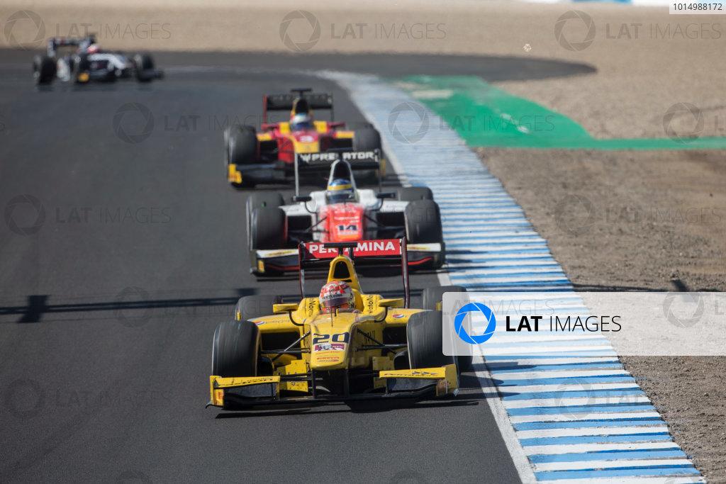 Round 10 - Jerez, Spain