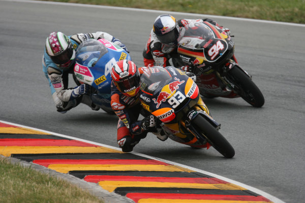 Germany Sachsenring 16-18 July 2010