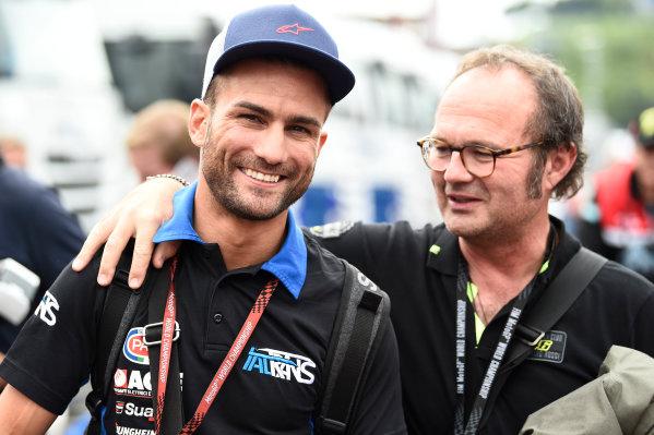 2017 Moto2 Championship - Round 11 Spielberg, Austria Thursday 10 August 2017 Mattia Pasini, Italtrans Racing Team World Copyright: Gold and Goose / LAT Images ref: Digital Image 685465