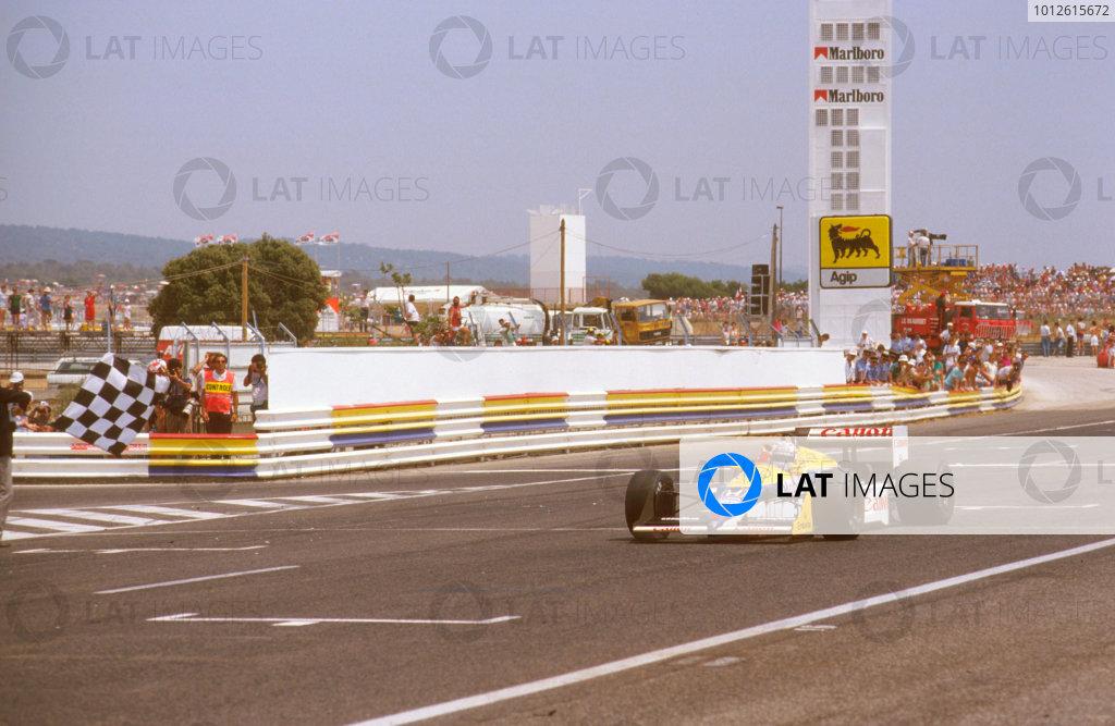 1987 French Grand Prix.