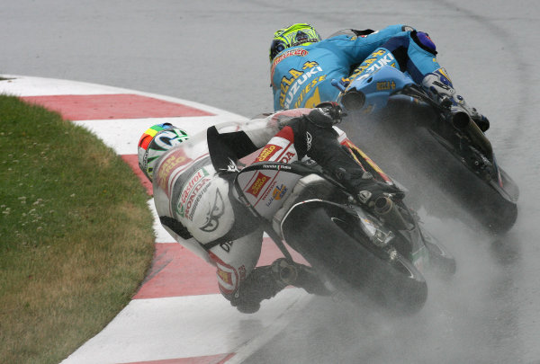 Sachsenring, Hohenstein-Ernstthal, Germany.