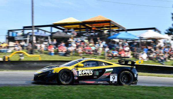 Pirelli World Challenge Grand Prix of Mid-Ohio Mid-Ohio Sports Car Course, Lexington, OH USA Saturday 29 July 2017 Alvaro Parente World Copyright: Richard Dole/LAT Images ref: Digital Image RD_MIDO_17_149