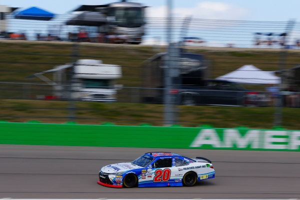 NASCAR XFINITY Series U.S. Cellular 250 Iowa Speedway, Newton, IA USA Saturday 29 July 2017 Ryan Preece, MoHawk Northeast Inc. Toyota Camry World Copyright: Russell LaBounty LAT Images