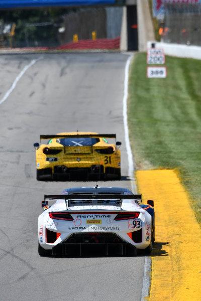 Pirelli World Challenge Grand Prix of Mid-Ohio Mid-Ohio Sports Car Course, Lexington, OH USA Sunday 30 July 2017 Peter Kox World Copyright: Richard Dole/LAT Images ref: Digital Image RD_MIDO_17_311